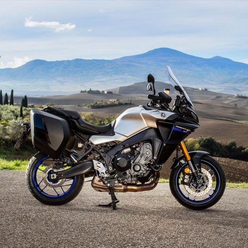 2021 Yamaha TRACER 9 GT Gallery Image 2