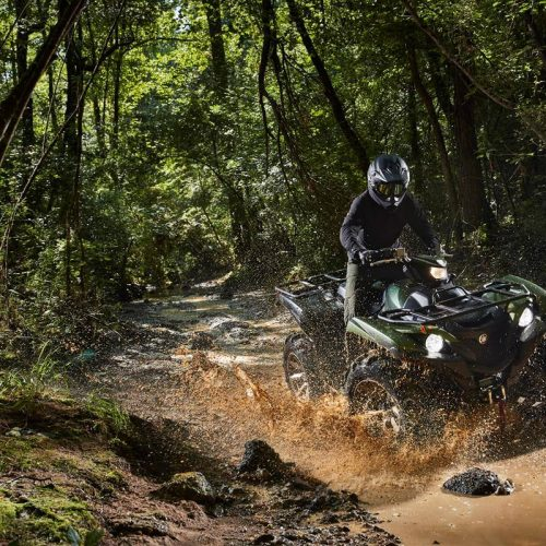 2021 Yamaha GRIZZLY EPS XT-R Gallery Image 2