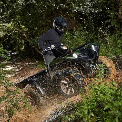 2021 Yamaha GRIZZLY EPS XT-R Gallery Image 3