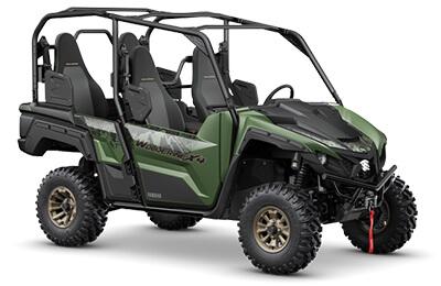 2021 Yamaha WOLVERINE X4 XT-R 850