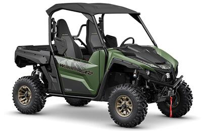 2021 Yamaha WOLVERINE X2 XT-R 850