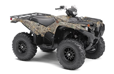 2021 Yamaha GRIZZLY EPS
