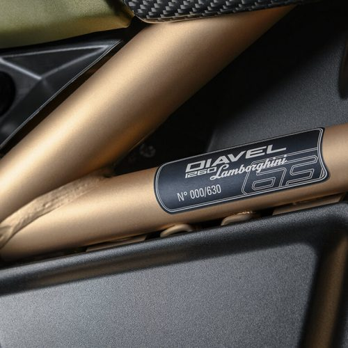 2021 Ducati Diavel 1260 Lamborghini Gallery Image 2