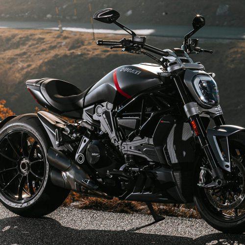 2021 Ducati XDiavel Black Star Gallery Image 1