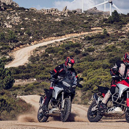 2021 Ducati Multistrada V4 Gallery Image 2