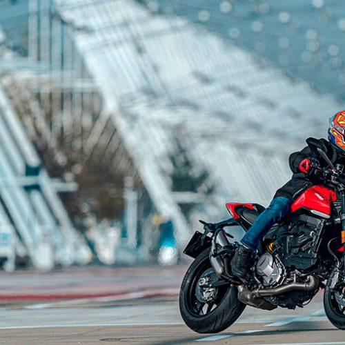 2021 Ducati Monster Plus Gallery Image 2
