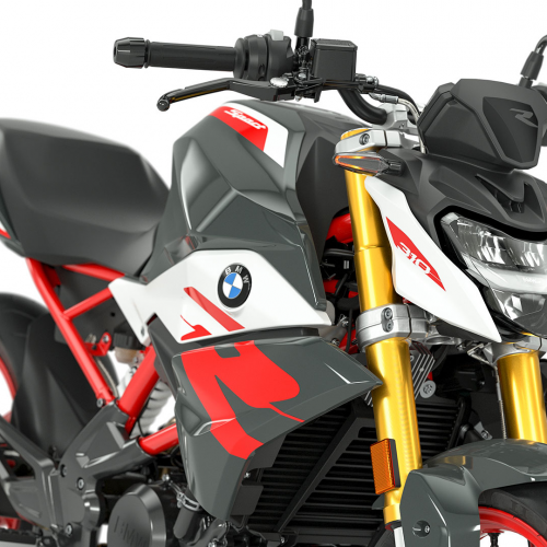 2021 BMW G 310 R Gallery Image 3