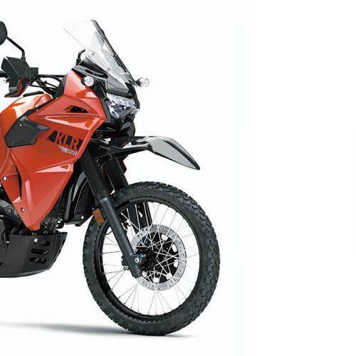 2022 Kawasaki KLR 650 Traveler Gallery Image 3