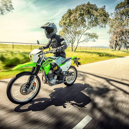 2021 Kawasaki KLX 230 ABS (US) Gallery Image 3
