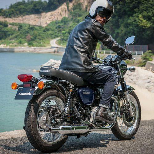 2021 Kawasaki W800 Gallery Image 2