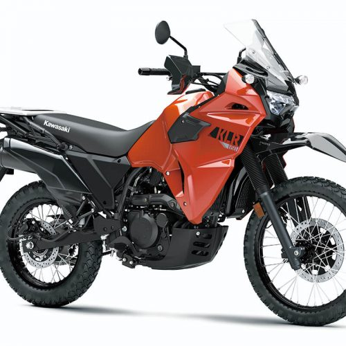 2022 Kawasaki KLR 650 ABS Gallery Image 2