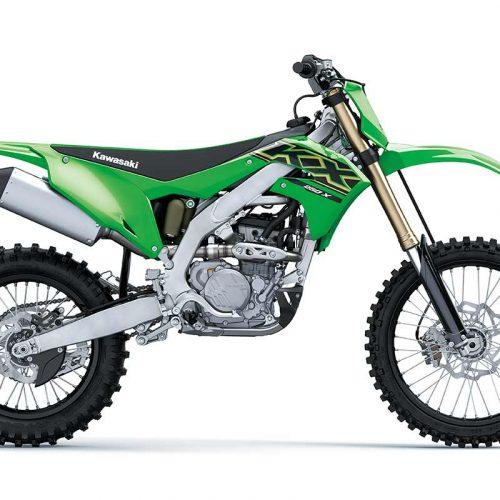 2021 Kawasaki KX 250X Gallery Image 3