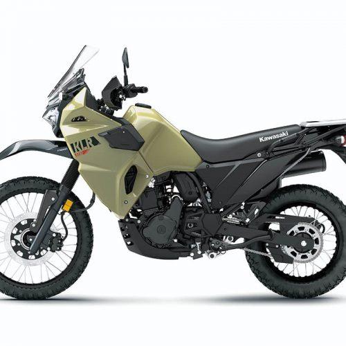 2022 Kawasaki KLR 650 ABS Gallery Image 4