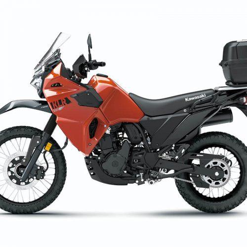 2022 Kawasaki KLR 650 Traveler Gallery Image 2