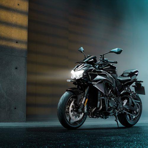 2021 Kawasaki Z H2 Gallery Image 4