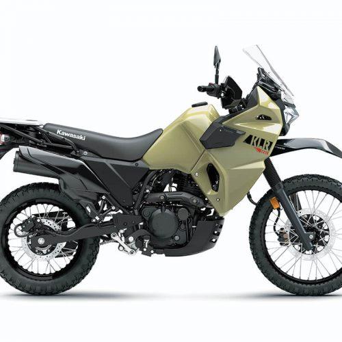2022 Kawasaki KLR 650 ABS Gallery Image 3