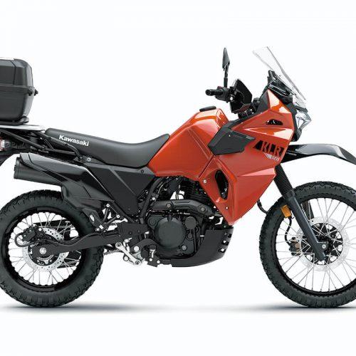 2022 Kawasaki KLR 650 Traveler Gallery Image 1