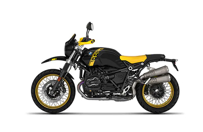 2021 BMW R nineT Urban G/S - Edition 40 Years GS