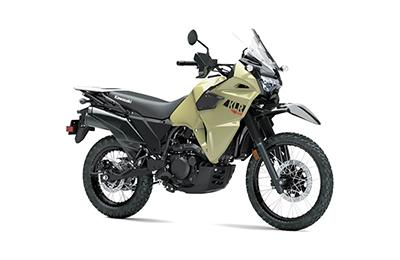 2022 Kawasaki KLR 650 ABS