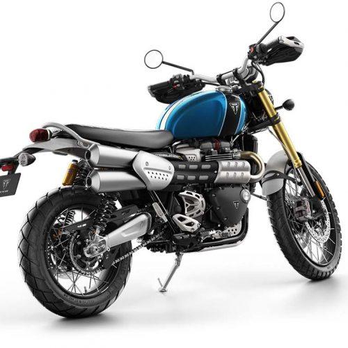 2021 Triumph Scrambler 1200 XE Gallery Image 4