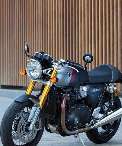 2021 Triumph Thruxton RS Gallery Image 1
