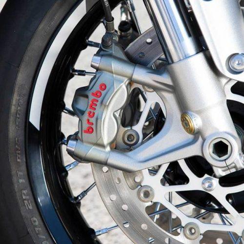 2021 Triumph Thruxton RS Gallery Image 3
