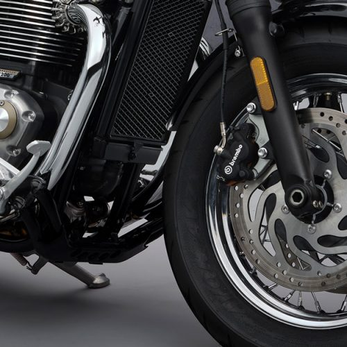 2021 Triumph Bonneville Speedmaster Gallery Image 2