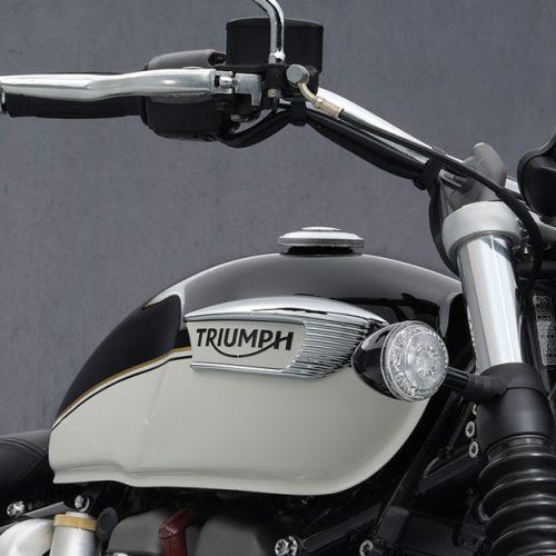 2021 Triumph Bonneville Speedmaster Gallery Image 4