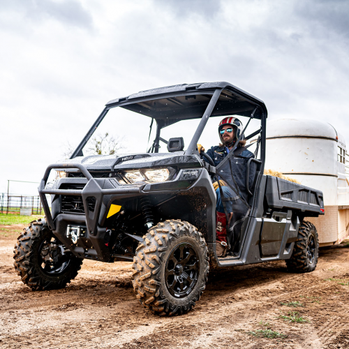 2021 Can-Am Defender 6X6 XT Gallery Image 4