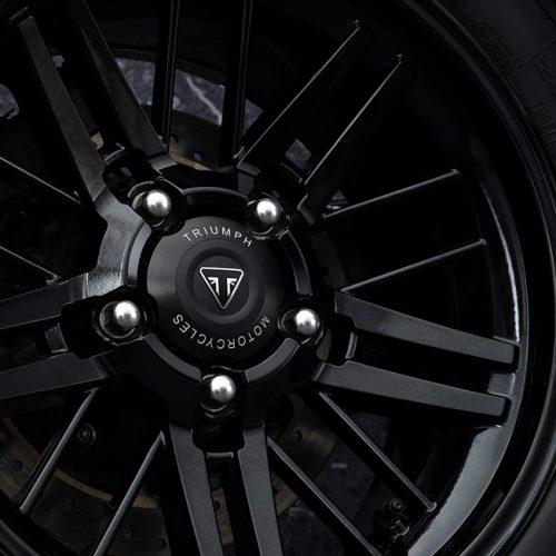 2021 Triumph Rocket 3 R Black Gallery Image 1