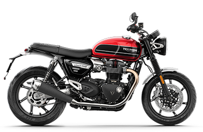 2021 Triumph Bonneville Speed Twin