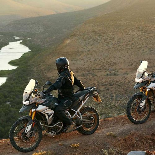 2021 Triumph Tiger 900 Rally Gallery Image 4