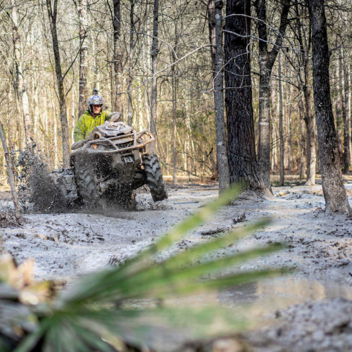 2021 Can-Am Outlander Max 6X6 DPS 650 Gallery Image 4