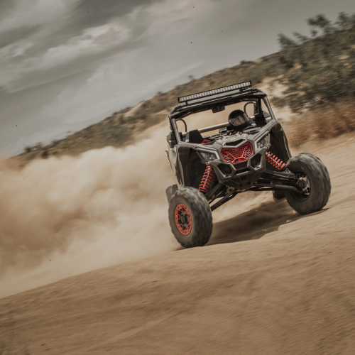 2021 Can-Am Maverick X3 X RS Turbo RR with Smart-Shox Gallery Image 2