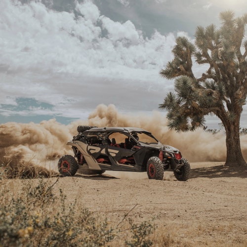 2021 Can-Am Maverick X3 X RS Turbo RR with Smart-Shox Gallery Image 4