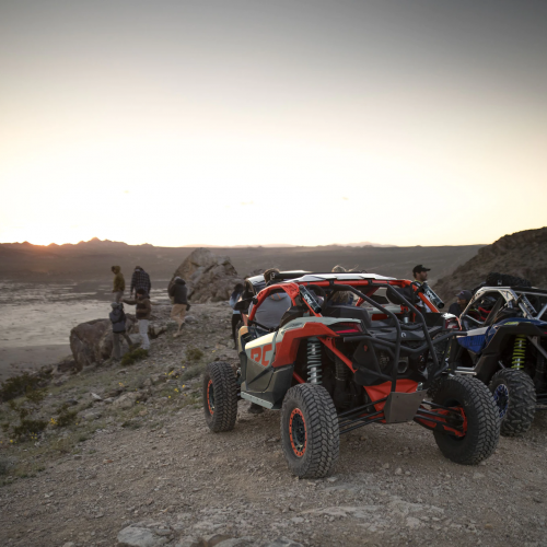 2021 Can-Am Maverick X3 Max X RS Turbo RR with Smart-Shox Gallery Image 3