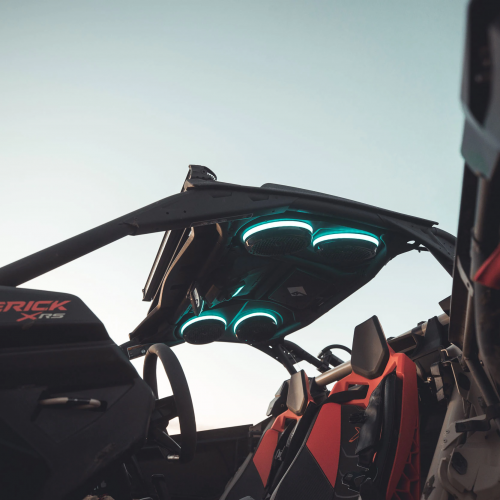 2021 Can-Am Maverick X3 Max X RS Turbo RR with Smart-Shox Gallery Image 2