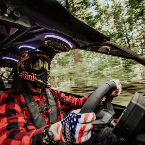 2021 Can-Am Maverick X3 X RS Turbo RR with Smart-Shox Gallery Image 1
