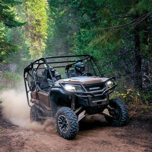 2021 Honda Pioneer 1000-5 Gallery Image 2