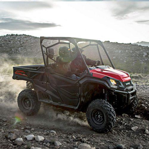 2021 Honda Pioneer 1000 Gallery Image 2