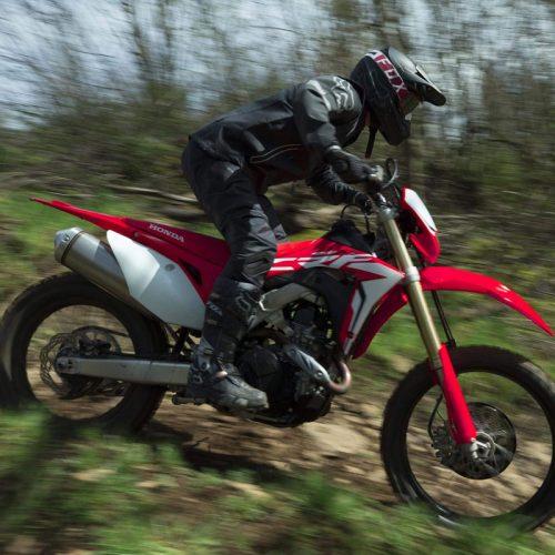 2021 Honda CRF450X Gallery Image 2