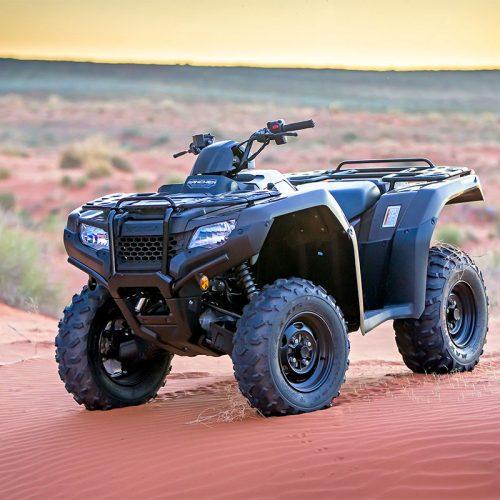 2021 Honda FourTrax Rancher Gallery Image 2
