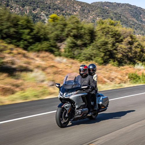 2021 Honda Gold Wing Tour Gallery Image 2