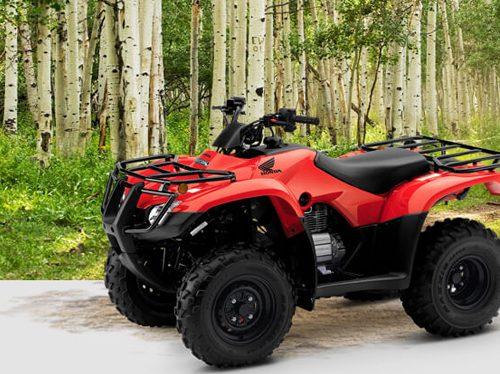2020 Honda FourTrax Recon Gallery Image 2