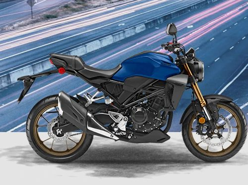 2021 Honda CB300R Gallery Image 2