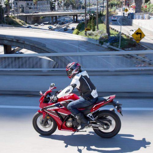 2021 Honda CBR300R Gallery Image 1