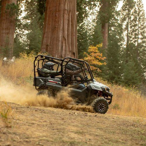 2021 Honda Pioneer 700-4 Gallery Image 3