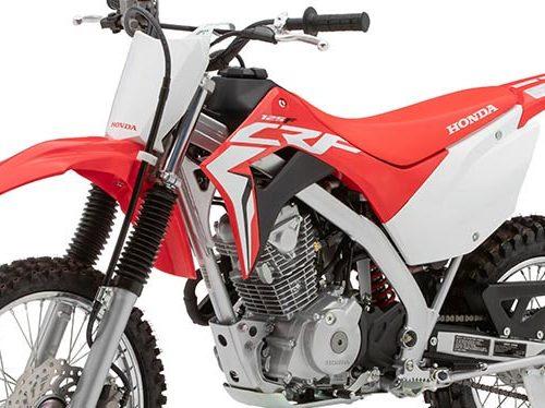2021 Honda CRF125F - BIG WHEEL Gallery Image 3