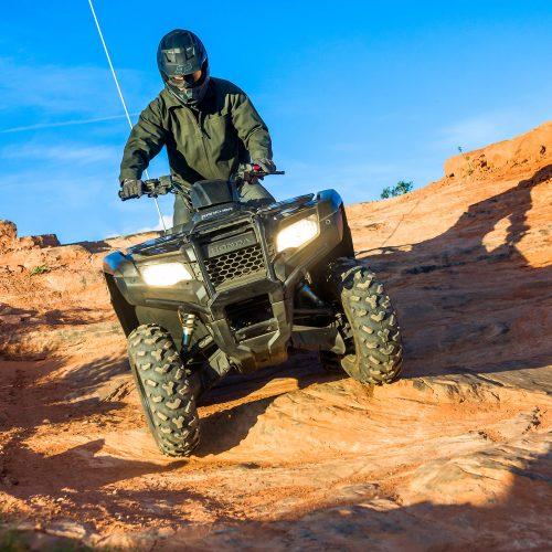 2020 Honda FourTrax Rancher Gallery Image 3