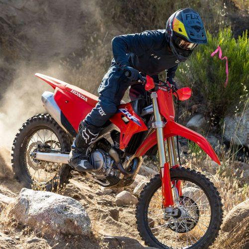 2021 Honda CRF450RX Gallery Image 3